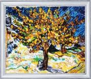 Тутовое дерево (по мотивам В. Ван Гога)