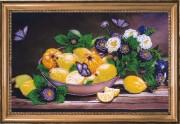 Лимоны и айва