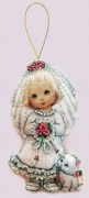 Кукла. Невеста.