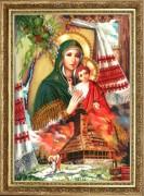 Богородица - Заступница (по картине А. Охапкина)