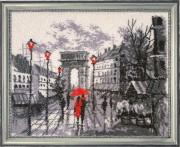 Триумфальная арка (по картине О. Дарчук)