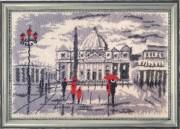 Прогулка в Риме (по картине О. Дарчук)